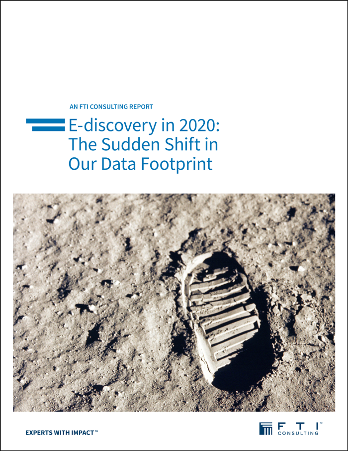 E-Discovery in 2020
